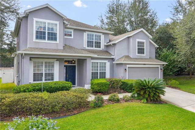4116 Rock Hill Loop, Apopka, FL 32712 (MLS #O5819661) :: Rabell Realty Group