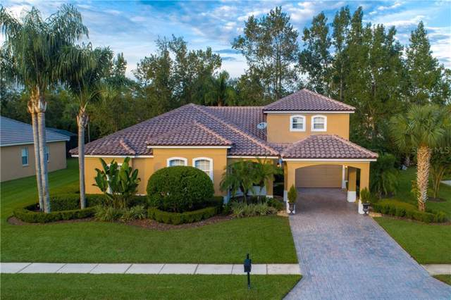 1585 Redwood Grove Terrace, Lake Mary, FL 32746 (MLS #O5819772) :: The Robertson Real Estate Group