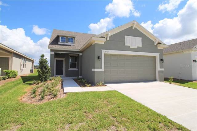 3442 Sagebrush Street, Harmony, FL 34773 (MLS #O5819809) :: Homepride Realty Services