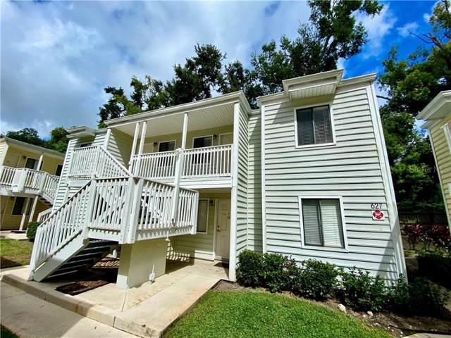 627 Delaney Avenue #16, Orlando, FL 32801 (MLS #O5819835) :: 54 Realty