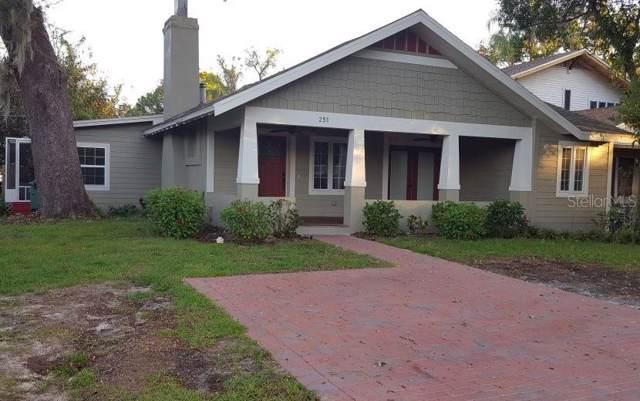 251 W Warren Avenue, Longwood, FL 32750 (MLS #O5819918) :: Your Florida House Team