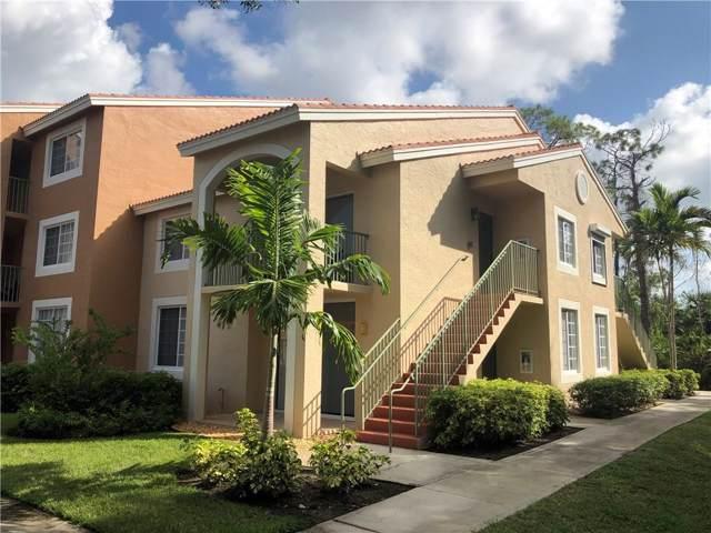 1280 Wildwood Lakes Boulevard #107, Naples, FL 34104 (MLS #O5819937) :: Young Real Estate