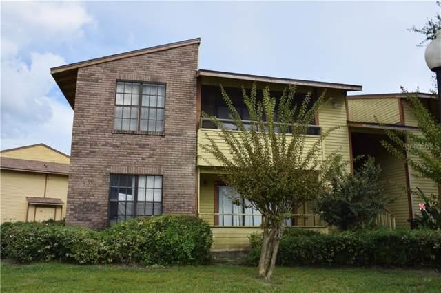 4605 Cason Cove Drive #121, Orlando, FL 32811 (MLS #O5819984) :: 54 Realty