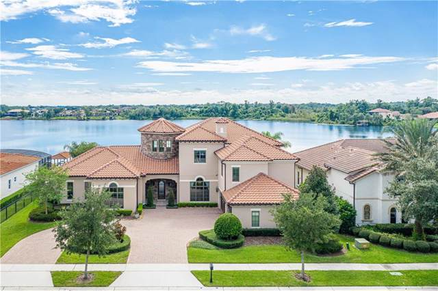 1208 Lake Whitney Drive, Windermere, FL 34786 (MLS #O5820036) :: The Robertson Real Estate Group