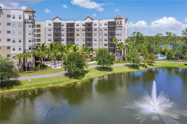 14501 Grove Resort Avenue #1217, Winter Garden, FL 34787 (MLS #O5820068) :: The Light Team