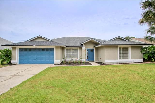 437 Country Wood Cir, Lake Mary, FL 32746 (MLS #O5820183) :: Gate Arty & the Group - Keller Williams Realty Smart