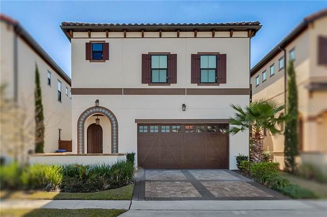 8131 Via Vittoria Way, Orlando, FL 32819 (MLS #O5820299) :: Armel Real Estate
