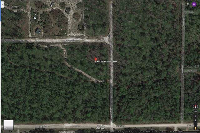 411 S Main Street, Palatka, FL 32177 (MLS #O5820451) :: Griffin Group