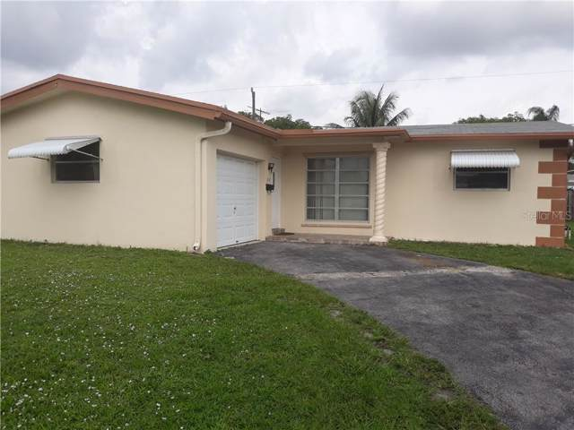 8391 NW 25TH Street, Sunrise, FL 33322 (MLS #O5820521) :: Team Bohannon Keller Williams, Tampa Properties