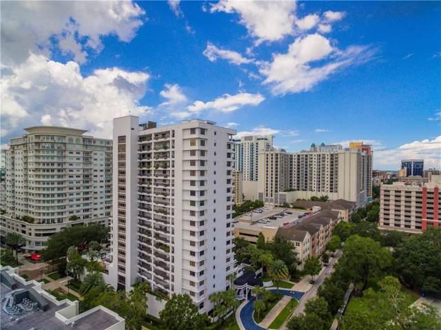530 E Central Boulevard #306, Orlando, FL 32801 (MLS #O5820525) :: Griffin Group