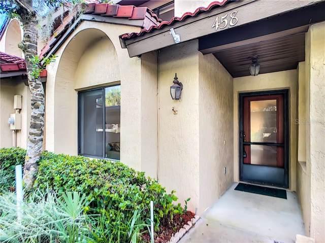 458 Club Drive, Winter Springs, FL 32708 (MLS #O5820603) :: Kendrick Realty Inc