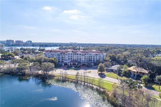 1110 SW Ivanhoe Boulevard #29, Orlando, FL 32804 (MLS #O5820906) :: Griffin Group