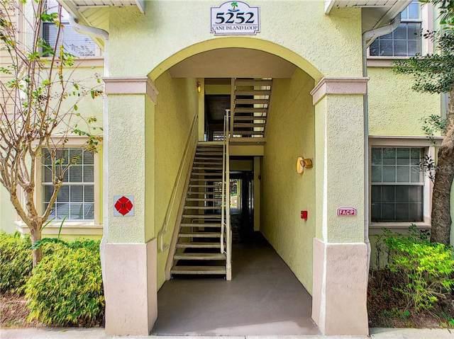 5252 Cane Island Loop #104, Kissimmee, FL 34746 (MLS #O5821014) :: Alpha Equity Team