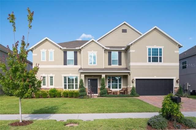 4953 Cypress Hammock Drive, Saint Cloud, FL 34771 (MLS #O5821085) :: Florida Real Estate Sellers at Keller Williams Realty