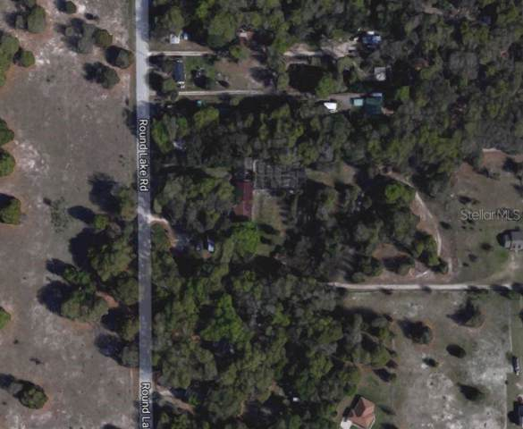 4715 Round Lake Road, Apopka, FL 32712 (MLS #O5821196) :: The Duncan Duo Team