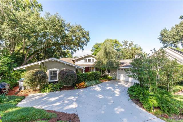 1615 Roundelay Lane, Winter Park, FL 32789 (MLS #O5821198) :: Kendrick Realty Inc
