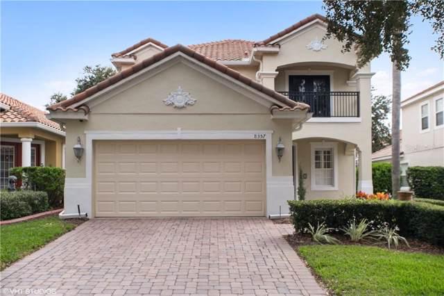 8357 Via Verona, Orlando, FL 32836 (MLS #O5821236) :: Dalton Wade Real Estate Group
