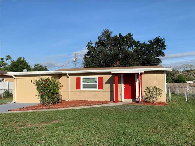 7613 Aviano Avenue, Orlando, FL 32819 (MLS #O5821257) :: Kendrick Realty Inc
