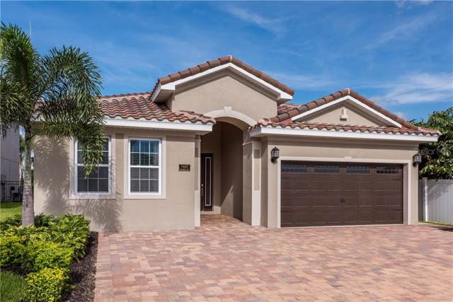 7497 Marker Avenue, Kissimmee, FL 34747 (MLS #O5821562) :: Premium Properties Real Estate Services