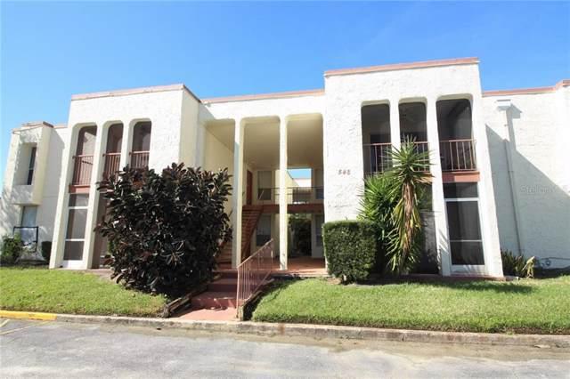 548 Orange Drive #20, Altamonte Springs, FL 32701 (MLS #O5821597) :: KELLER WILLIAMS ELITE PARTNERS IV REALTY