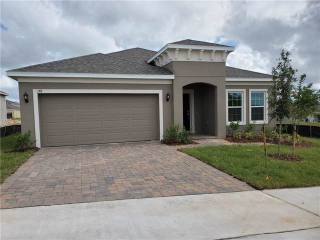 176 St Lucie Way, Groveland, FL 34736 (MLS #O5821685) :: Griffin Group