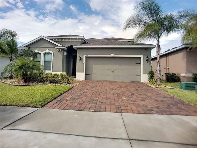 160 Whirlaway Dr, Davenport, FL 33837 (MLS #O5821799) :: Team Bohannon Keller Williams, Tampa Properties