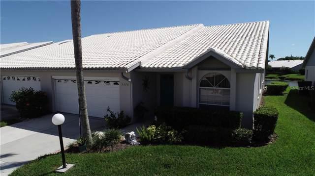 5370 Christie Ann Place #17, Sarasota, FL 34233 (MLS #O5821850) :: Lockhart & Walseth Team, Realtors