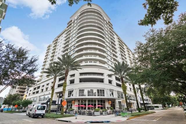 100 S Eola Drive #606, Orlando, FL 32801 (MLS #O5821885) :: The Figueroa Team