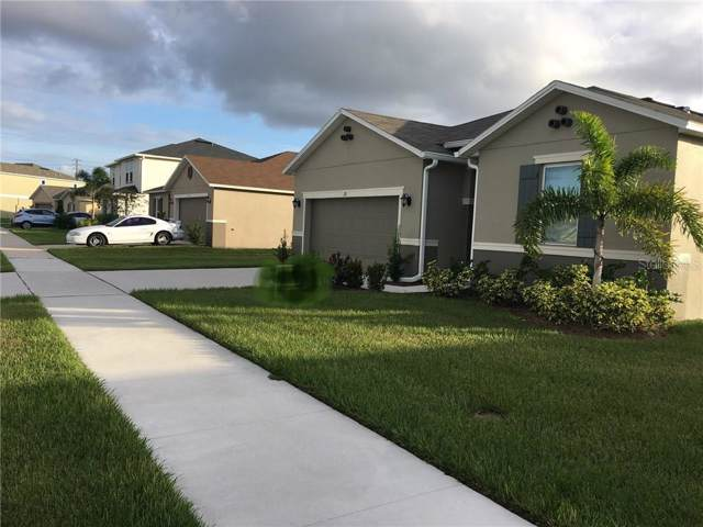 135 Sunfish Drive, Winter Haven, FL 33881 (MLS #O5821917) :: The Duncan Duo Team