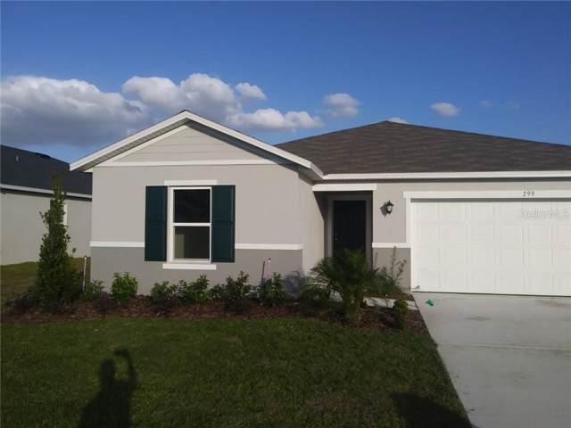 299 Lake Lucerne Way, Winter Haven, FL 33881 (MLS #O5821938) :: The Duncan Duo Team