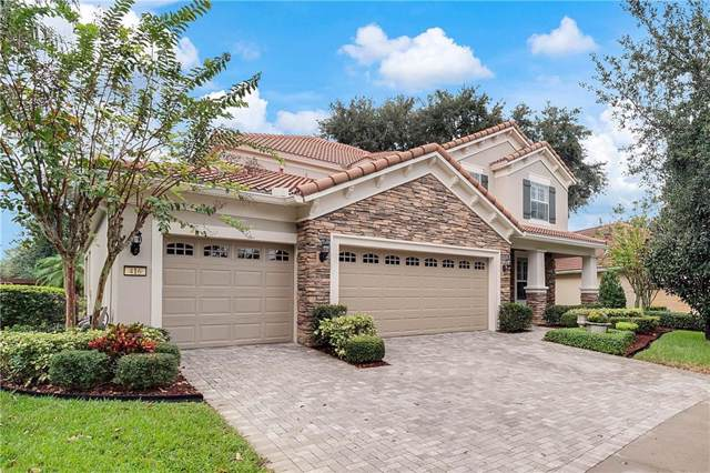 416 Douglas Edward Drive, Ocoee, FL 34761 (MLS #O5822173) :: Griffin Group