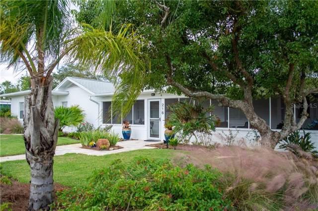216 Condict Drive, New Smyrna Beach, FL 32169 (MLS #O5822231) :: The Brenda Wade Team
