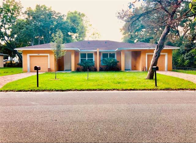 128 Roger Williams Road 132&128, Apopka, FL 32703 (MLS #O5822270) :: Griffin Group
