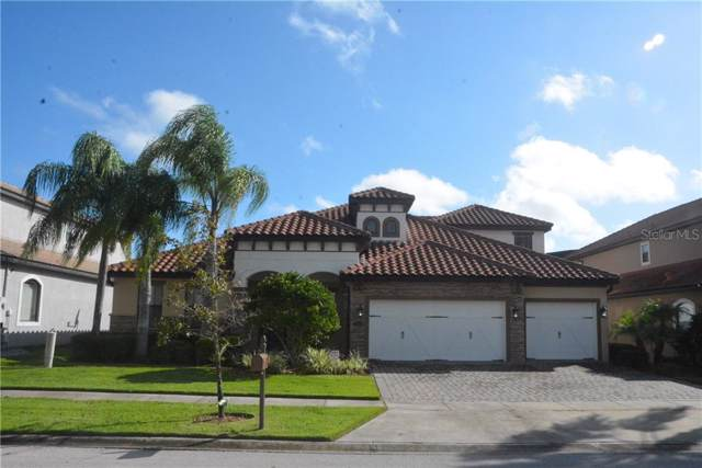 3805 Shoreside Drive, Kissimmee, FL 34746 (MLS #O5822339) :: The Duncan Duo Team