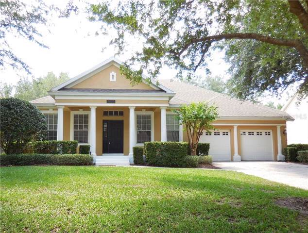8452 Woburn Court, Windermere, FL 34786 (MLS #O5822423) :: Griffin Group