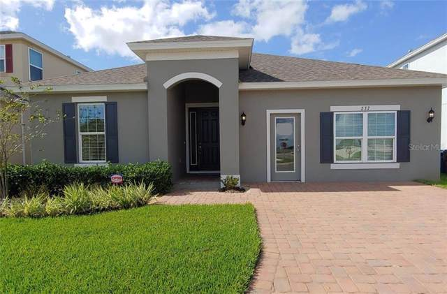237 Citrus Pointe Drive, Haines City, FL 33844 (MLS #O5822553) :: Premium Properties Real Estate Services
