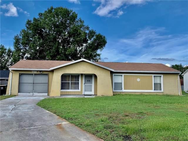 558 Koala Drive, Poinciana, FL 34759 (MLS #O5822565) :: Carmena and Associates Realty Group