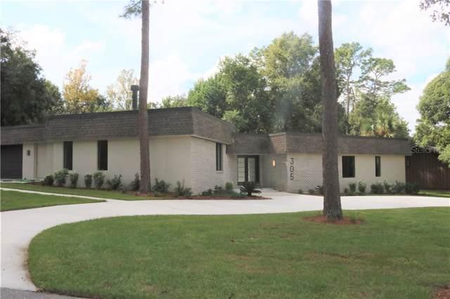 305 Wild Olive Lane, Longwood, FL 32779 (MLS #O5822647) :: Team Bohannon Keller Williams, Tampa Properties