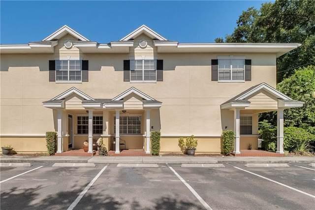 307 E New Hampshire Street #5, Orlando, FL 32804 (MLS #O5822828) :: Your Florida House Team