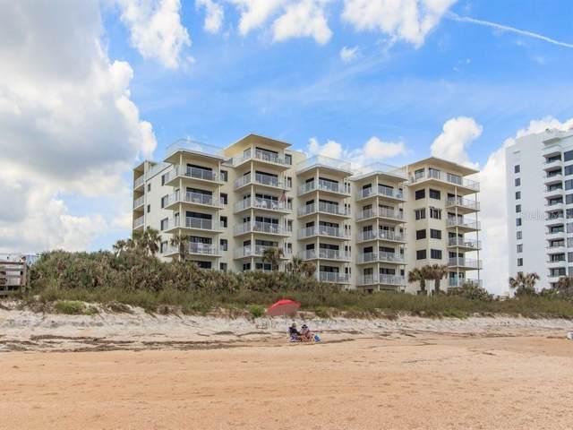 5301 S Atlantic Avenue #400, New Smyrna Beach, FL 32169 (MLS #O5822969) :: The Duncan Duo Team