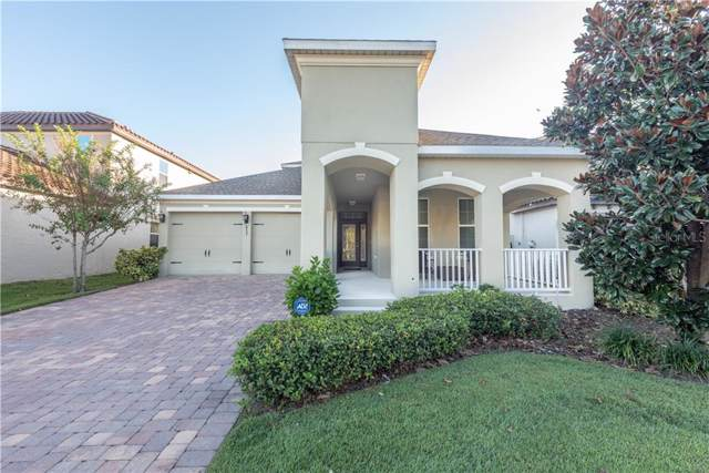 8737 Iron Mountain Trail, Windermere, FL 34786 (MLS #O5823040) :: Team Bohannon Keller Williams, Tampa Properties