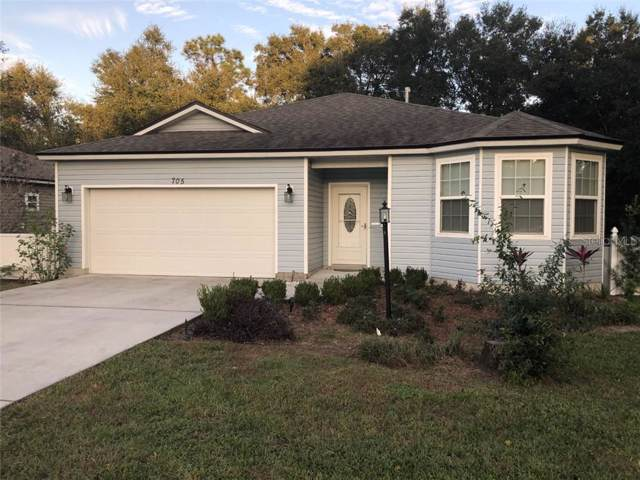 705 Mystic Oaks Lane, Deland, FL 32724 (MLS #O5823238) :: Keller Williams Realty Peace River Partners