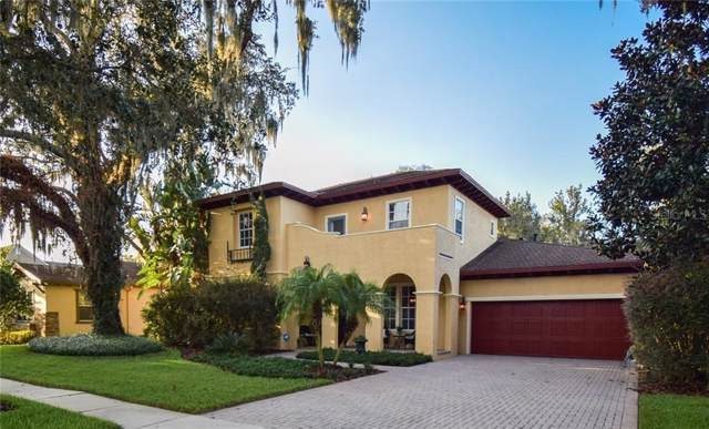 16002 Ternglade Drive, Lithia, FL 33547 (MLS #O5823375) :: The Duncan Duo Team