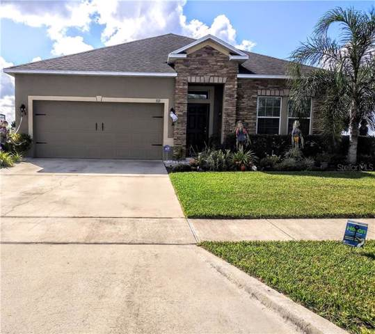 313 Gladesdale Street, Haines City, FL 33844 (MLS #O5823389) :: Cartwright Realty
