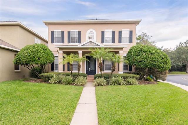 100 Avery Lake Drive, Winter Springs, FL 32708 (MLS #O5823416) :: Florida Real Estate Sellers at Keller Williams Realty