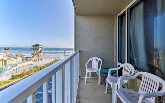 3501 S Atlantic Avenue #2020, Daytona Beach Shores, FL 32118 (MLS #O5823543) :: The Figueroa Team