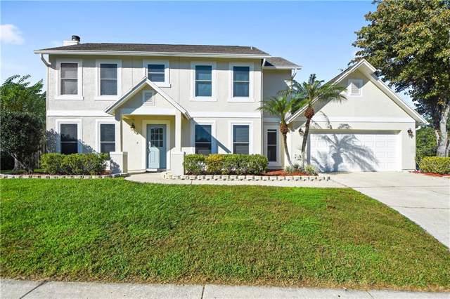 400 S Buckskin Way, Winter Springs, FL 32708 (MLS #O5823690) :: GO Realty
