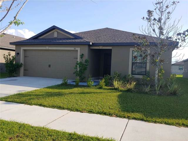 913 Wynnmere Walk Avenue, Ruskin, FL 33570 (MLS #O5823765) :: Griffin Group