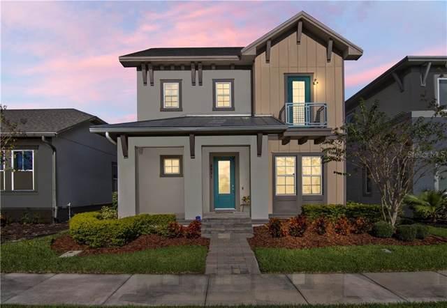 8931 Merrifield Street, Orlando, FL 32827 (MLS #O5823793) :: GO Realty