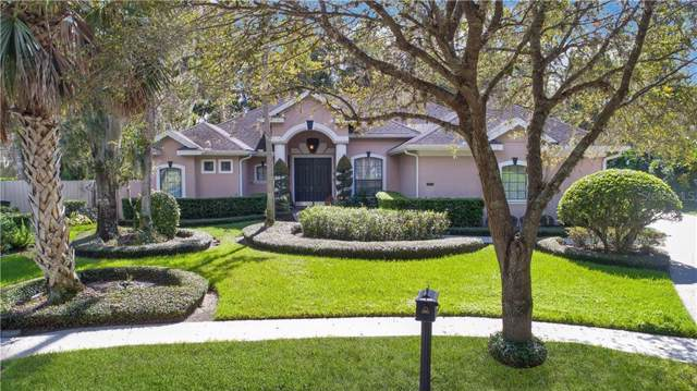 4903 Fawn Ridge Place, Sanford, FL 32771 (MLS #O5823836) :: Team Bohannon Keller Williams, Tampa Properties